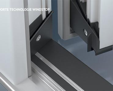 Menuiserie PVC option