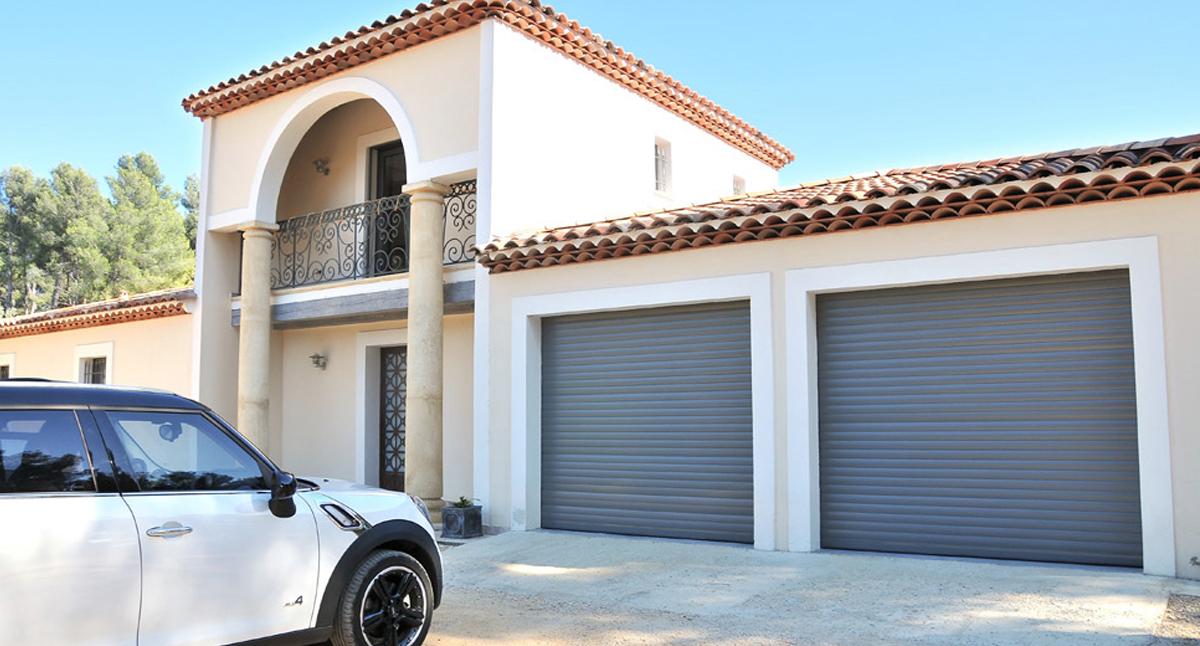 Portes de garage Marseille